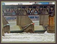 Locks on the Ohio River