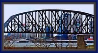 Bridge across  the Ohio River