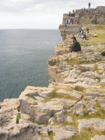 Dun Aengus Cliffs