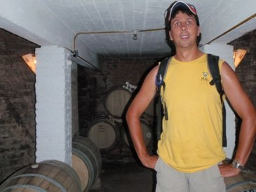 mike in the cellar
