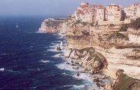 the wonderful cliffs of Bonifacio...