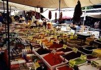 Spice market in Selcuk