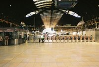 Paddington Train Station - London, England