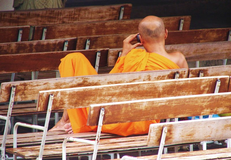 Mobile Monk