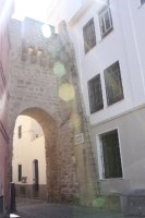 Cadiz - city wall
