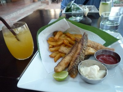 669 Fish and Chips