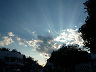 684 Sun Rays