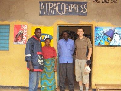 1st night in rwanda