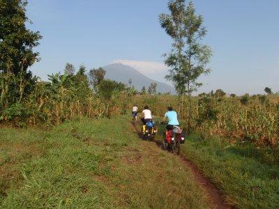The path to Lake Bureya