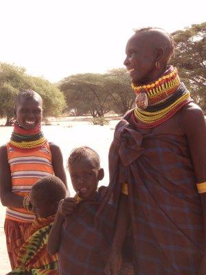 Turkana Lady