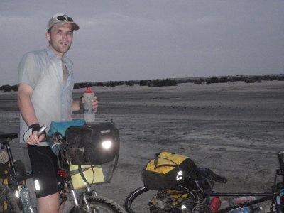 Trials along the lake