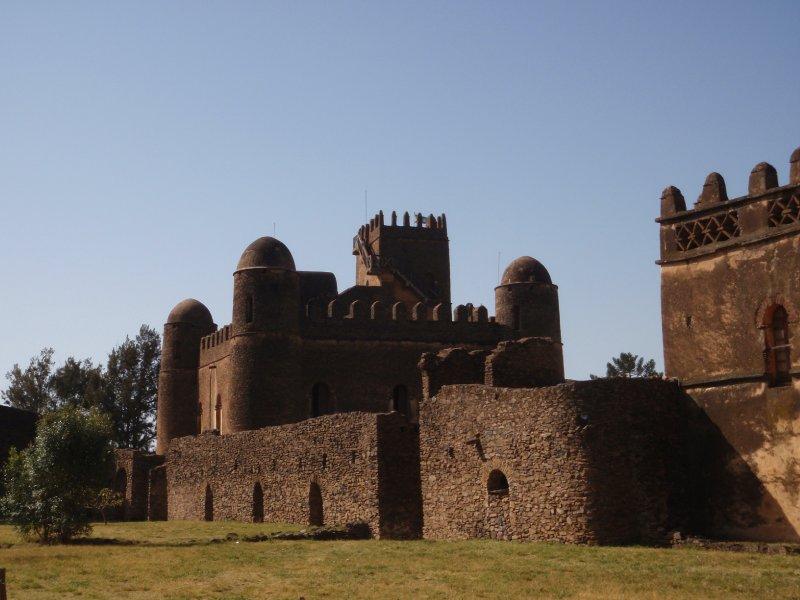 palace - Gondar