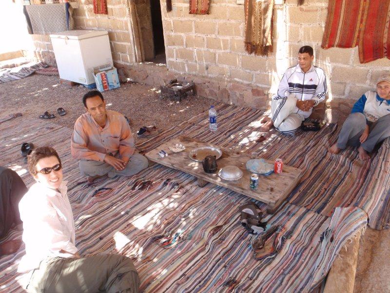 A Bedouin break