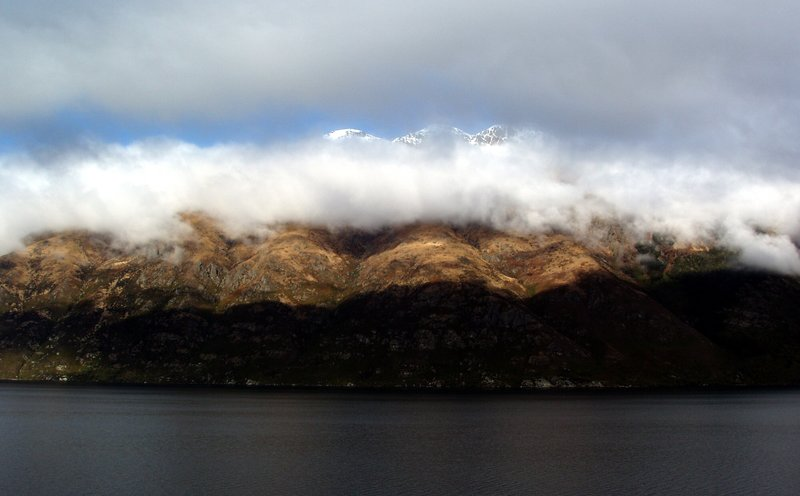 Southern Alps near Queenstown