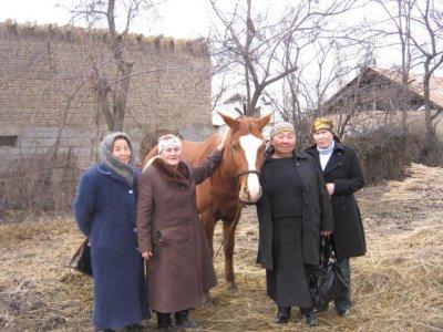 Chyibylova Aysalkyn's Group, Photo Courtesy of Kiva.org