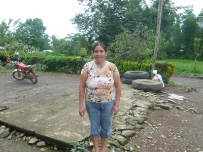 Maria Doroliza Camacho,  Photo Courtesy of Kiva.org