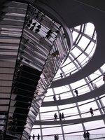 German Parlament Dome - Berlin Germany
