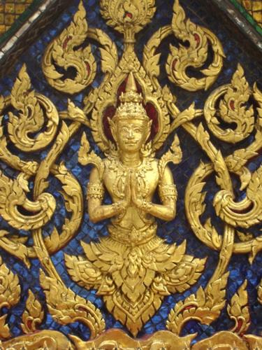 Wat Praew Kaew Tiles
