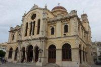 Church in Iraklion, Crete