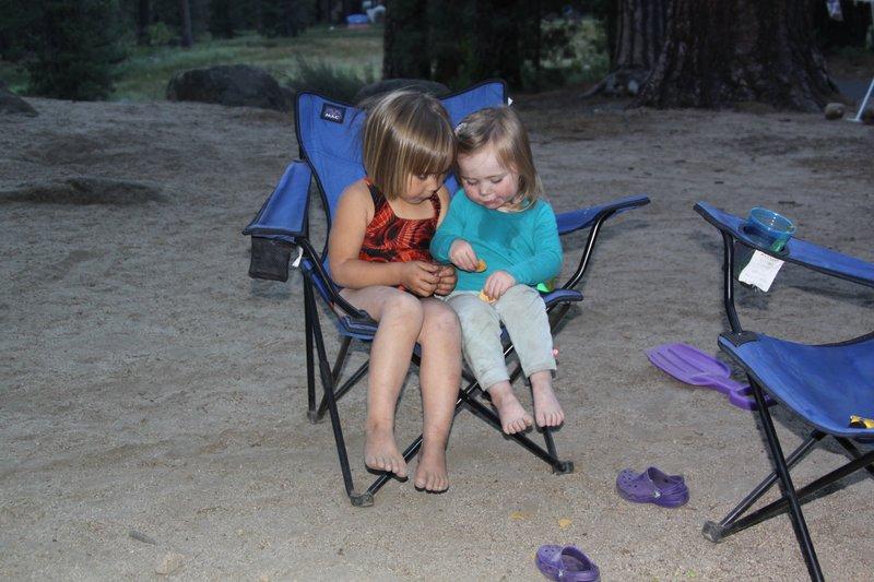 Sharing a Chair