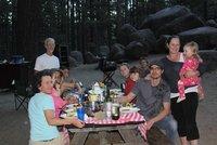 Last Dinner at Grover Hot Springs