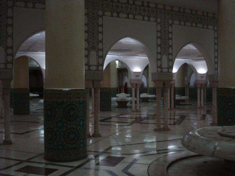 Inside Hassan II