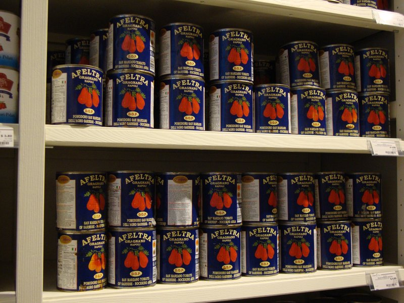 CANNED TOMATOES EATALY
