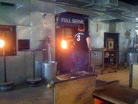 Firing the Glass