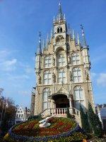 The Tower Clock at Huis Ten Bosch