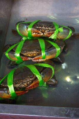 Krabi v China Townu, Bangkok