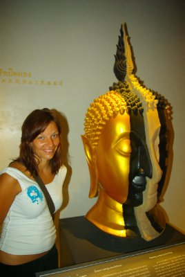 Jak se tvoril Budha...vrstvy