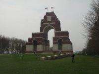 The Thiepval Memorial
