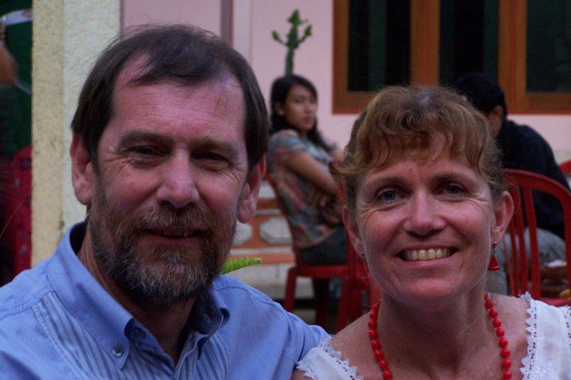 Geoff & Cathy