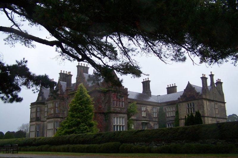 oct 27 - Ireland - Ring of Kerry - Muckross House