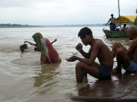 Beside the Ganges