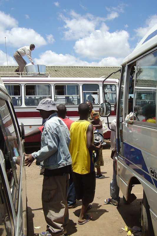 Mzuzu Bus Station