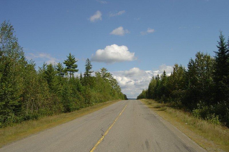 Renous Highway - NB, Canada