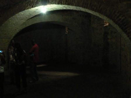 The second women's dungeon chamber