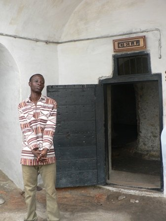 The Condemned Slaves Cell