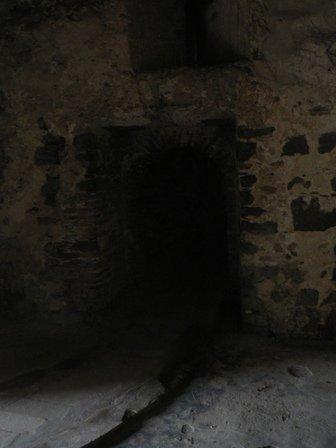 The corridor to the Door of No Return