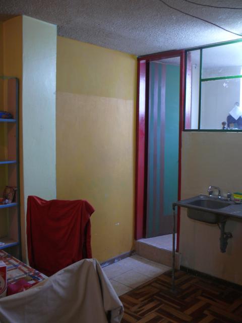 Quito apartment kitchen