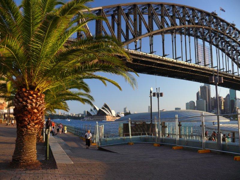 Sydney Harbour Bridge02
