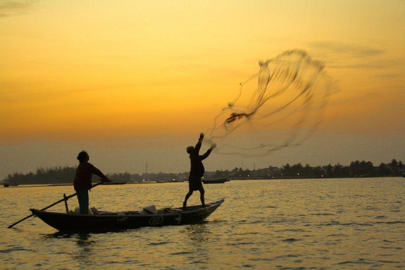 Fisherman Hoi An