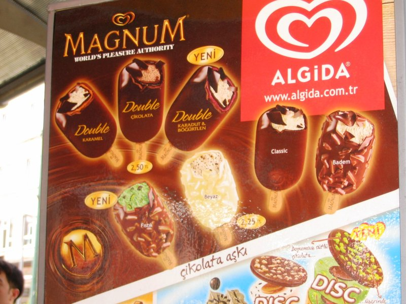 Fistik Magnum - only 2.50 TYL