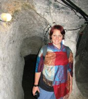 In the underground city