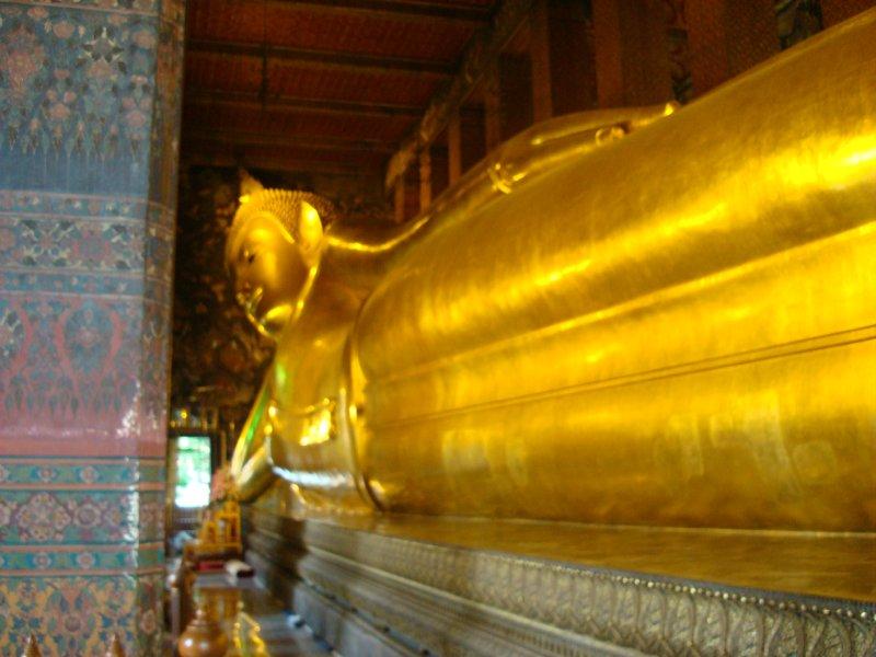 Lazy Buddha