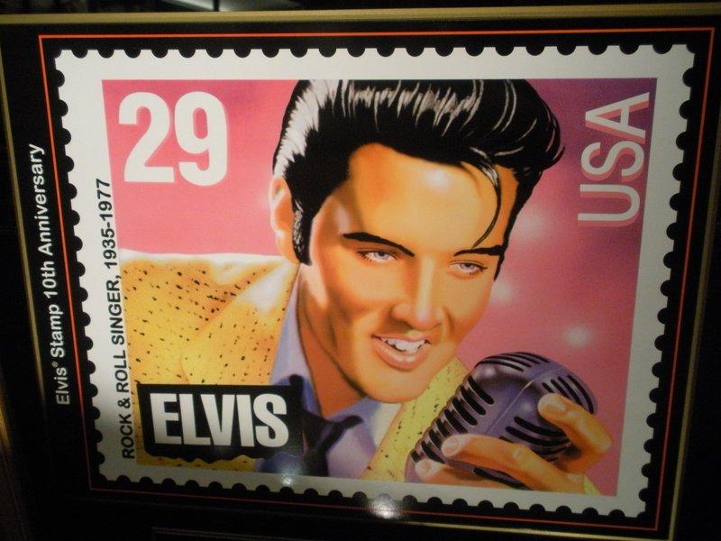 Visiting Elvis!