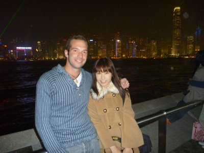 Hong Kong with Fion!