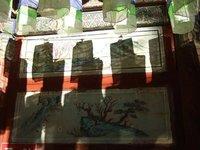 Temple Painting, Soyosan Moutain, South Korea
