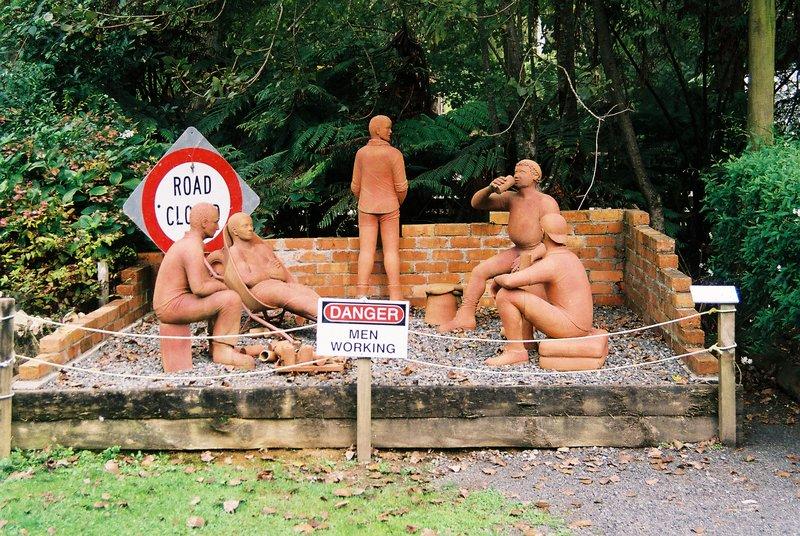 Men@Work - water adventure park, Coromandel